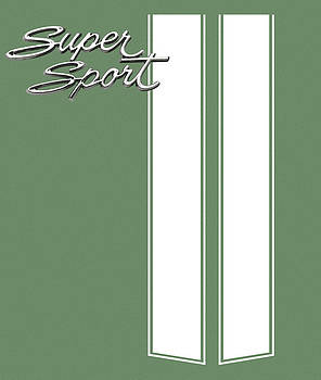 Super Sport Green by Gabe Arroyo