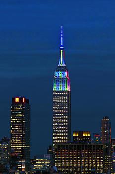 Regina Geoghan - Superbowl XLVIII Colors-NYC