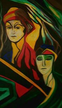 Suppression by Carolyn LeGrand