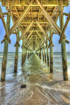 Surf City Pier by Chris Modlin