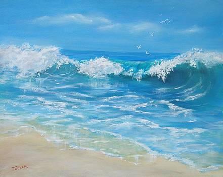 Surf by Kathleen Tucker