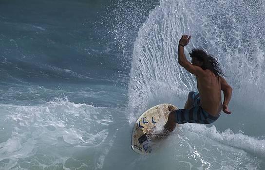 Surf Kauai by Bonita Hensley