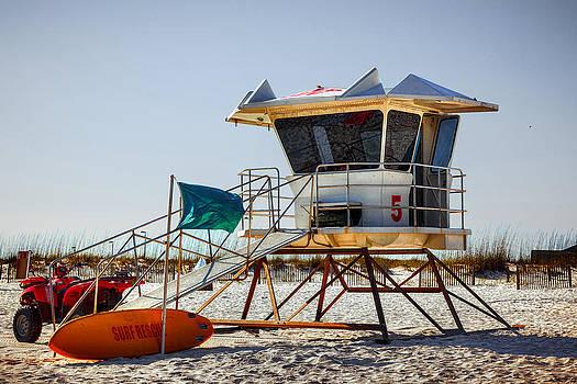 Surf Rescue by Sennie Pierson