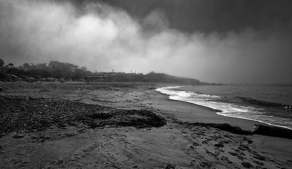 Surf Sand and Fog by Joe Josephs
