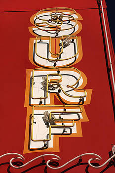 Art Block Collections - Surf Sign