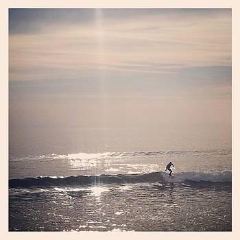 Surf Solitude by Anastasia Pleasant