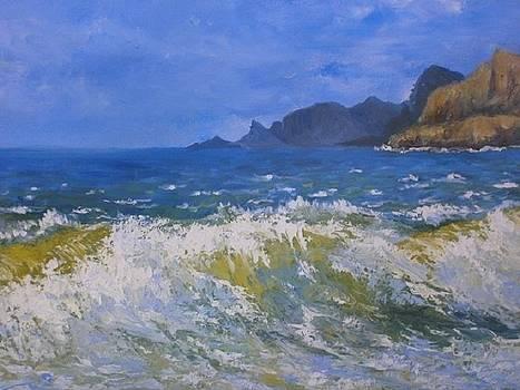 Surf by Yaroslav Kuvshinov