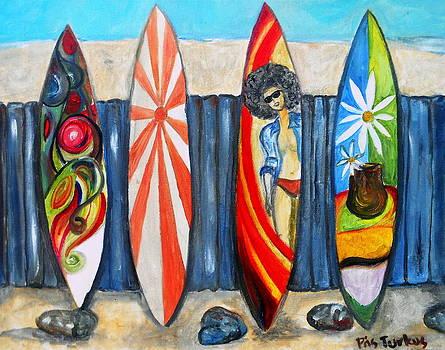 PRISTINE CARTERA TURKUS - SURFBOARDS