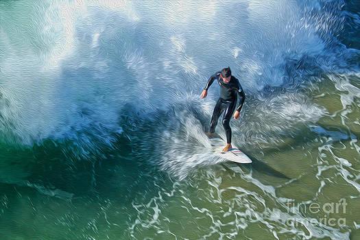 Gregory Dyer - Surfer - 06