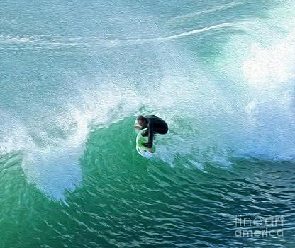 Gregory Dyer - Surfer - 07