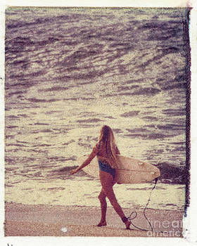 Matthew Lit - Surfer Girl