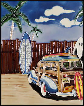 Surfers Dream by Kip Krause
