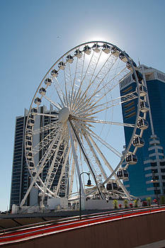David Rich - Surfers Paradise Ferris Wheel