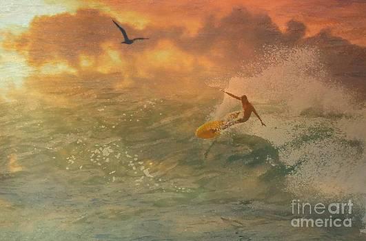 Surfers Paradise by Jessie Art