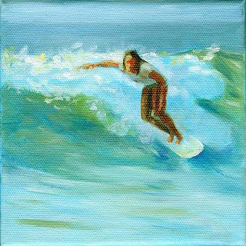 Surfing by Beth Johnston