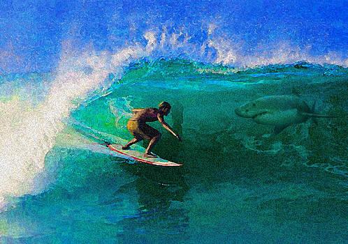 James Temple - Surfs Up