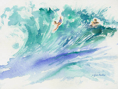 Surf's Up by Lynn Buettner