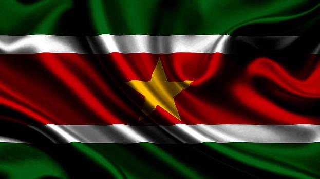 Valdecy RL - Suriname Flag