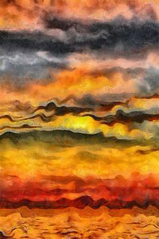 Michelle Calkins - Surreal Sunset