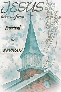 Michelle Greene Wheeler - Survival To Revival