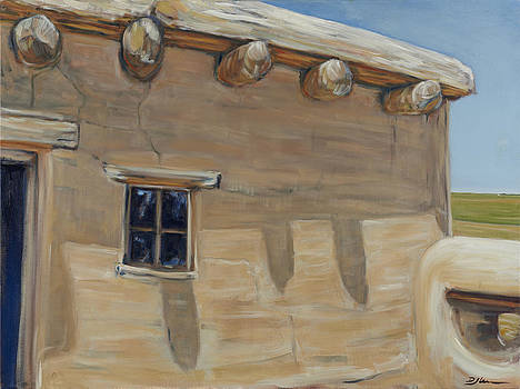 Susan Magoffin's Quarters La Junta CO by David  Llanos