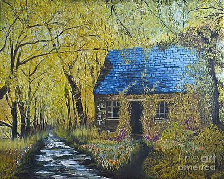 Susan's Cottage by Suzette Kallen