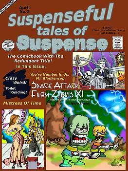 Suspenseful Tales Of Suspense No.2 by James Griffin