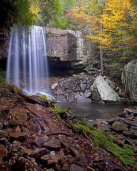 Suter Falls by Ben  Keys Jr