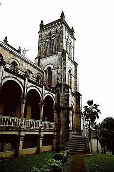 Suva's Catholic belltower 2 by JM Photography