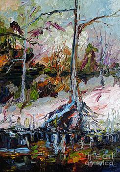 Ginette Callaway - Suwanee River Black Water