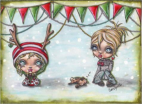 Suzie Sleeps Alot Right Thru Christmas by Lizzy Love