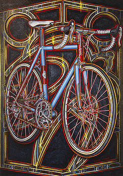 Mark Howard Jones - Swallow Bespoke Bicycle