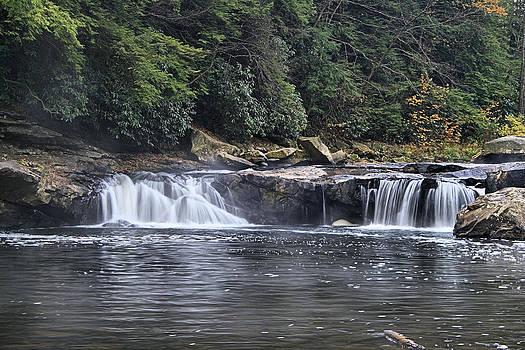 Matthew Winn - Swallow Falls in Summer