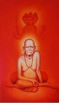 Swamisamarth by Milind Shimpi