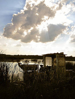 Gilbert Photography And Art - Swamp Boat