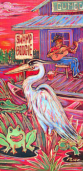 Swamp Boogie by Robert Ponzio