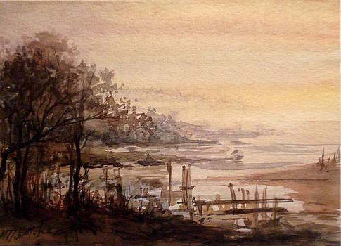 Swamp by Mikhail Savchenko