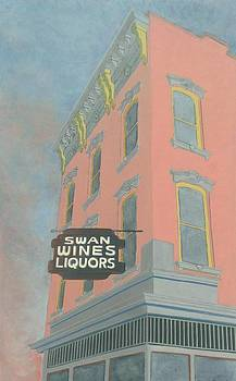 Swan Liquors by David Hinchen