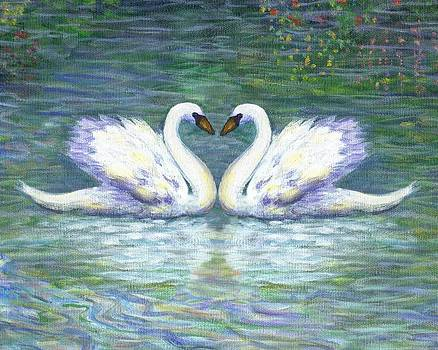 Linda Mears - Swan Love