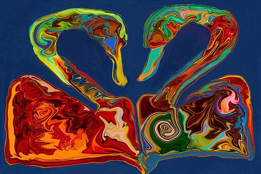 Omaste Witkowski - Swans in Love