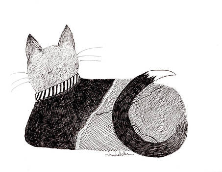 Lou Belcher - Sweater Cat