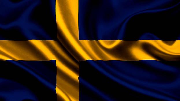 Valdecy RL - Sweden Flag