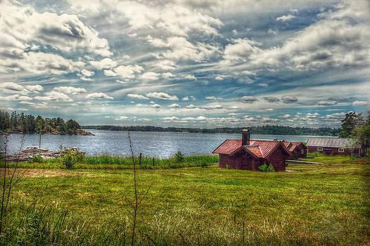 Swedish Archipelago Coast by Hanny Heim