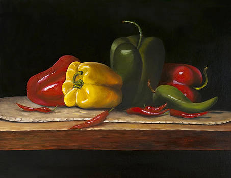 Sweet and Hot by Gina Cordova