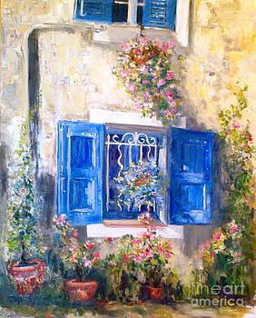 Sweet Ansouis by Patsy Walton
