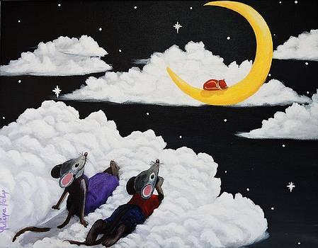 Sweet Dreams by Yuliya Poly