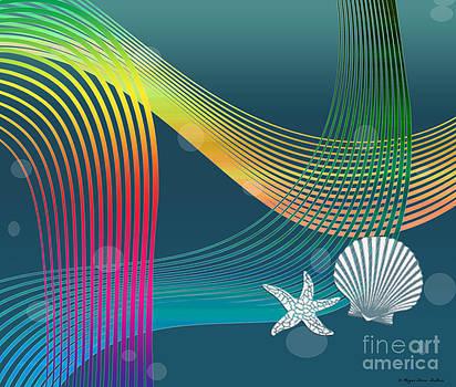 Sweet Dreams2 Abstract by Megan Dirsa-DuBois