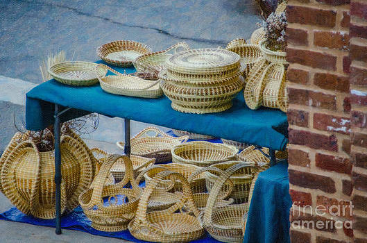 Dale Powell - Sweet Grass Baskets of Charleston SC
