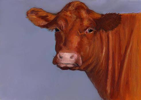 Joyce Geleynse - Sweet Hereford Cow
