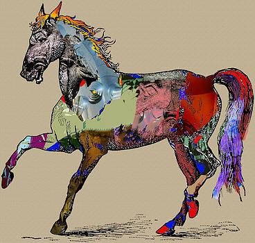 Sweet horse by Francis Erevan